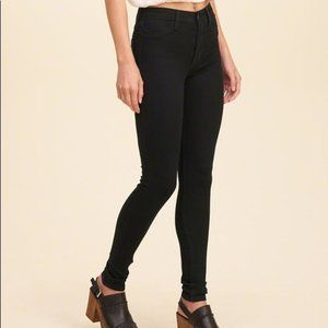 HOLLISTER HIGH RISE SUPER SKINNY JEAN